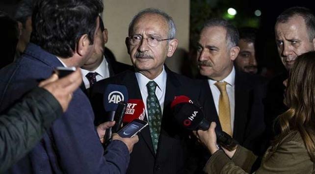 CHP Genel Başkanı Kılıçdaroğlundan YSK yorumu