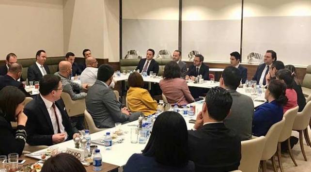 Cumhurbaşkanlığı İletişim Başkanı Altun, Cumhurbaşkanlığı muhabirleriyle iftarda buluştu