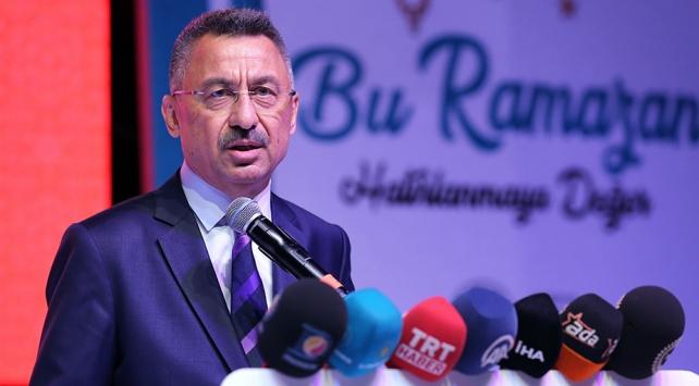 Cumhurbaşkanı Yardımcısı Oktay: AB ile anlaşmazlıklarımız var ama iletişim kanallarını açık tutmalıyız