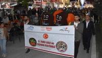 """Hakkari'de """"Ters Lale ve Uçkun Festivali"""" düzenlendi"""
