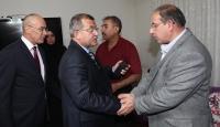 Emniyet Genel Müdürü Uzunkaya'dan şehit ailesine taziye ziyareti