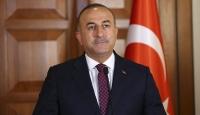 Dışişleri Bakanı Çavuşoğlu Kazakistan'a gidiyor
