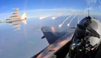 Hakurk'a hava harekatı: Terör hedefleri vuruldu