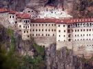 Sümela Manastırı 25 Mayıs'ta yeniden ziyarete açılacak
