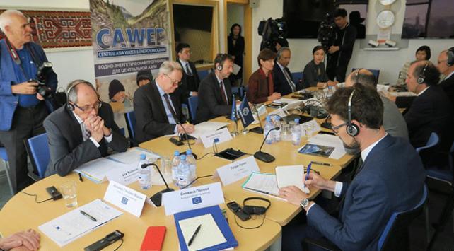 ABden Orta Asyanın su ve enerji güvenliğine 7 milyon euroluk destek