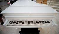 Atatürk'ün Savarona yatında kullanılan tarihi piyano restore edildi