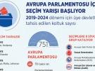 Avrupa Parlamentosu için seçim yarışı başlıyor