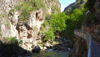 Kısık Kanyonu yeni yürüyüş yoluyla turizme açılacak
