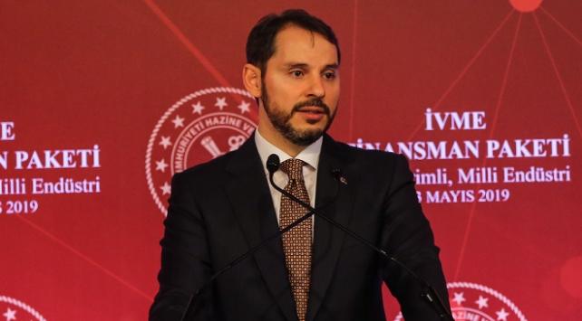 Bakan Albayrak, İVME Finansman Paketini açıkladı