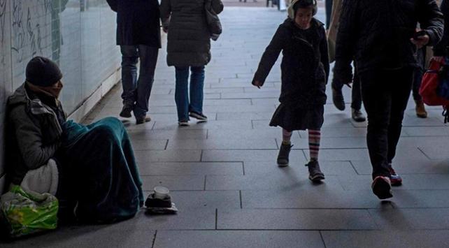 Brükselde geçen yıl 67 evsiz hayatını kaybetti