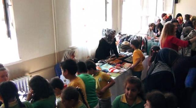 Darıca'da çocuklara özel bayram kermesi