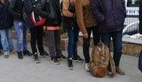Edirne'de 335 düzensiz göçmen yakalandı