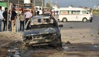 Irak'ta patlama: 1 ölü, 2 yaralı
