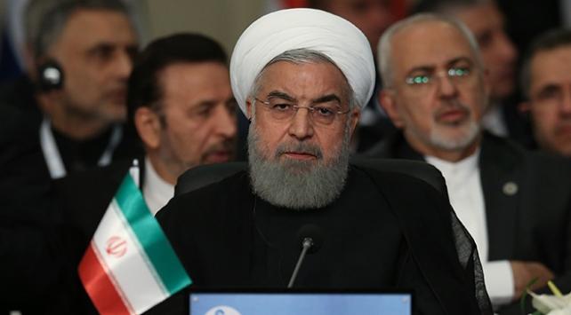 İran Cumhurbaşkanı Ruhani: ABDyi pişman edeceğiz