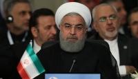 İran Cumhurbaşkanı Ruhani: ABD'yi pişman edeceğiz