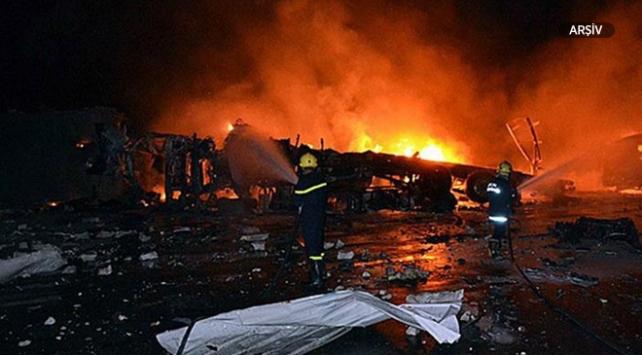 Irakta bomba yüklü araçla saldırı
