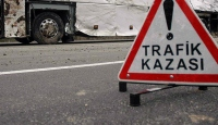 Denizli'de trafik kazası: 1 ölü, 6 yaralı