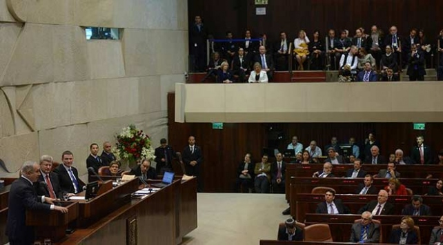 İsrailde hükümet çıkmazı
