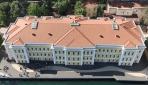 Galatasaray Üniversitesinin restorasyonu tamamlandı