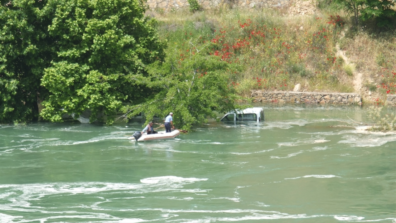 Keban Barajında su seviyesinin yükselmesi