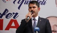 Bakan Kurum: Yusufeli'nde hiçbir vatandaşı mağdur etmeyeceğiz
