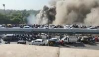 Hindistan'da eğitim merkezinde yangın: 12 ölü