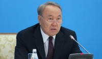 Nazarbayev 'Türk Konseyinin Ömür Boyu Onursal Başkanı' oldu