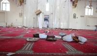 Afganistan'da cuma namazı sırasında bombalı saldırı