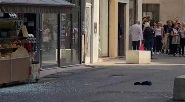 Fransada bombalı paket patladı: 13 yaralı