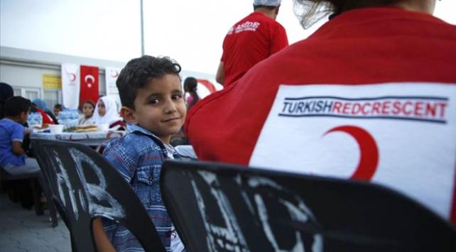 8 bin Suriyeli iftar sofrasında buluştu