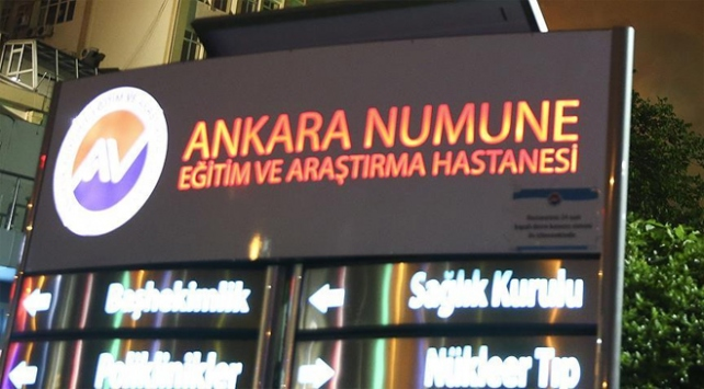 Ankara Numune Eğitim ve Araştırma Hastanesi hizmete kapatıldı