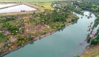 Dicle Nehri son 30 yılın en berrak görünümüne kavuştu