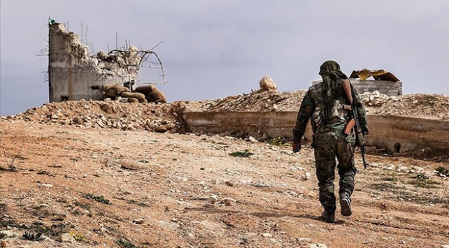 Terör örgütü PKKnın kirli yüzü, kadın teröristin not defterinde