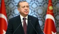 """Cumhurbaşkanı Erdoğan Necip Fazıl'ı """"Canım İstanbul"""" şiiriyle andı"""