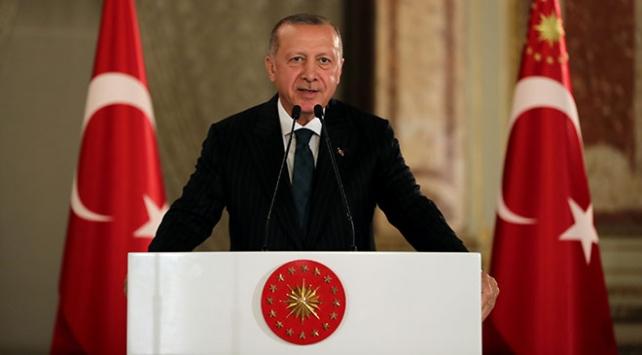 Cumhurbaşkanı Erdoğan: Taksimdeki opera binasını 2021de bitireceğiz