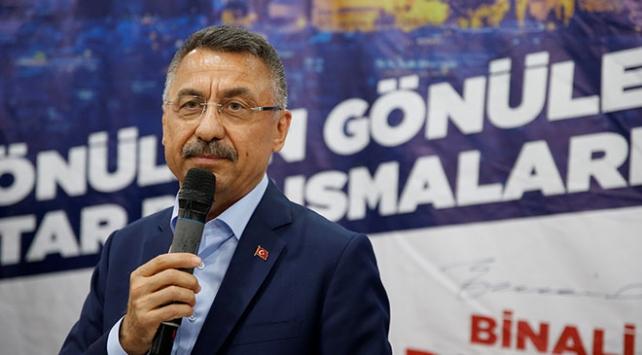 Cumhurbaşkanı Yardımcısı Oktay: İstanbul kamplaşmanın, kutuplaşmanın merkezi olamaz