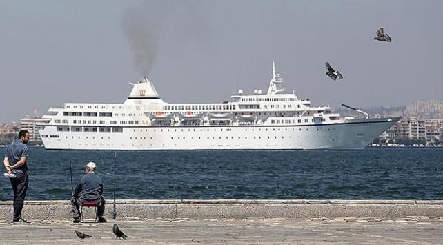 Galataport 2,5 milyon turist ağırlayacak