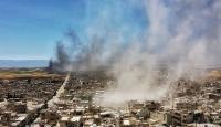 Esed rejiminin hava saldırıları ramazanda da sürüyor