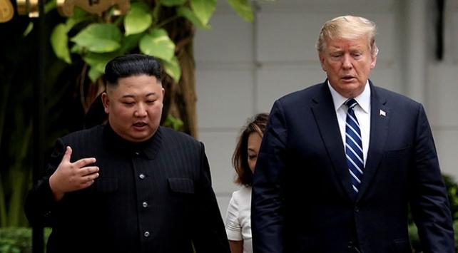 Trump: Kuzey Korenin kısa menzilli füze denemelerinden rahatsızlık duymadım