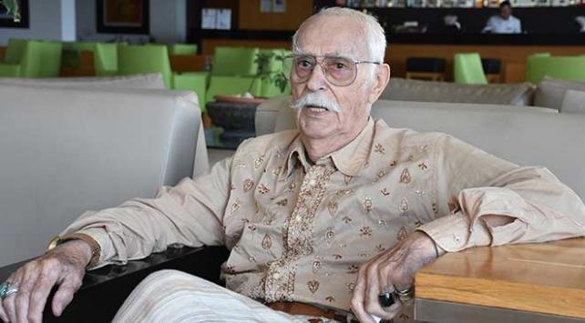 Sanatçı Eşref Kolçak hayatını kaybetti