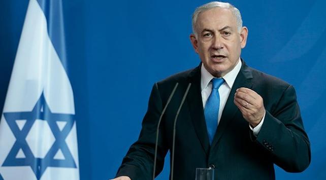 Sağ partileri toplantıya çağıran Netanyahuya Libermandan olumsuz yanıt