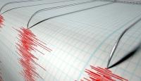 Ankara'da 2,8 büyüklüğünde deprem