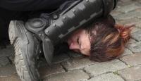 Brüksel'de sarı yeleklilerin protestoları şiddete dönüştü: 350 gözaltı