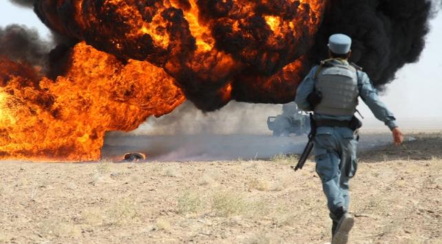 Afganistanda terör örgütü DEAŞın elebaşlarından biri öldürüldü