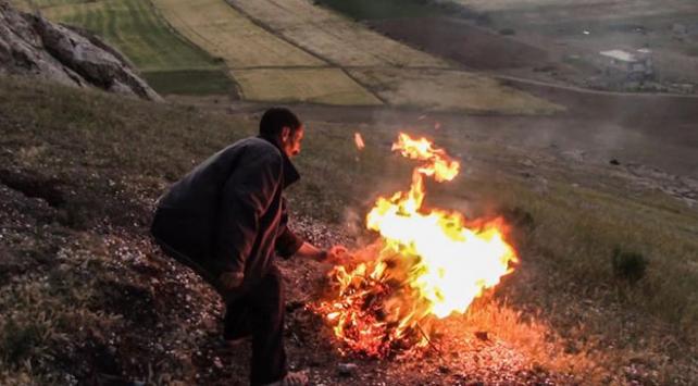 """Cezayirde oruçlar """"ramazan ateşi"""" ile açılıyor"""