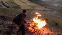 Cezayir'de iftar ramazan ateşi ile açılıyor