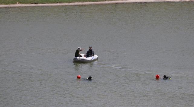 Baraj gölüne düşerek kaybolan küçük kızın cesedine ulaşıldı