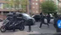 Londra'da motosikletli gruptan kuyumcu soygunu
