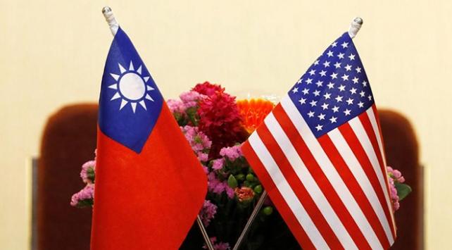 Çinden ABD-Tayvan görüşmesine tepki