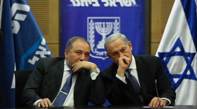 İsrailde Netanyahu eski ortağı Liberman ile anlaşamıyor